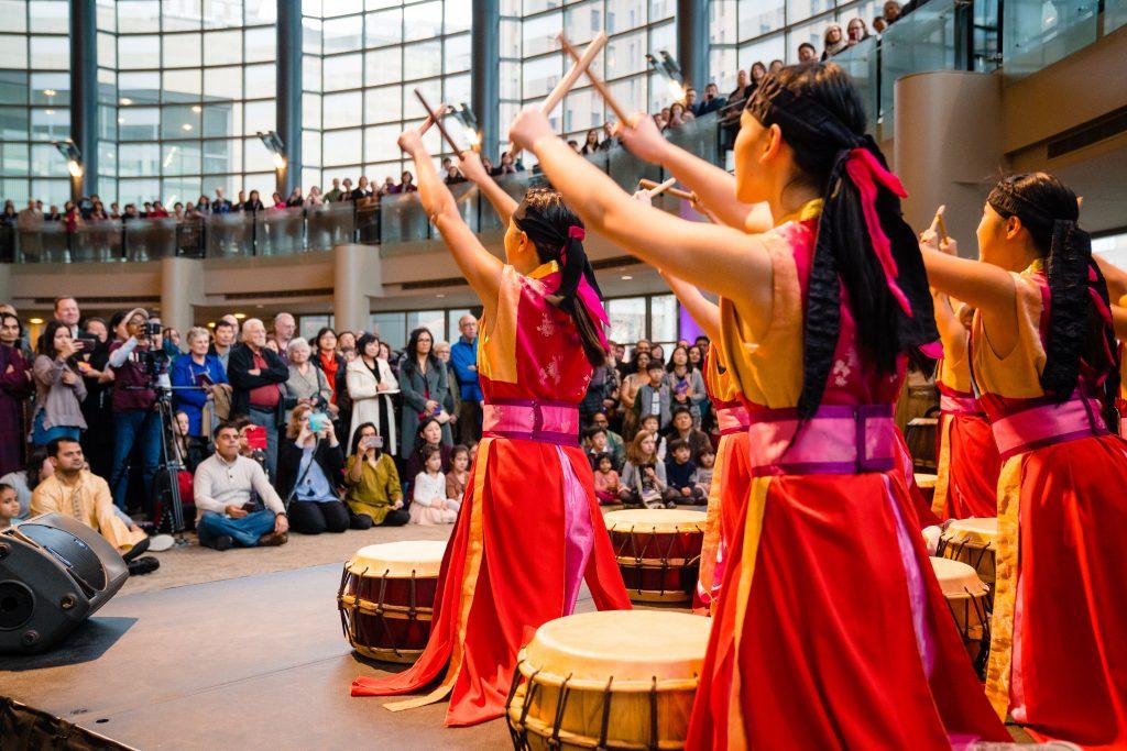 Photo credit: Brandon Patoc   Seattle Symphony   Celebrate Asia   Sybaritic Singer