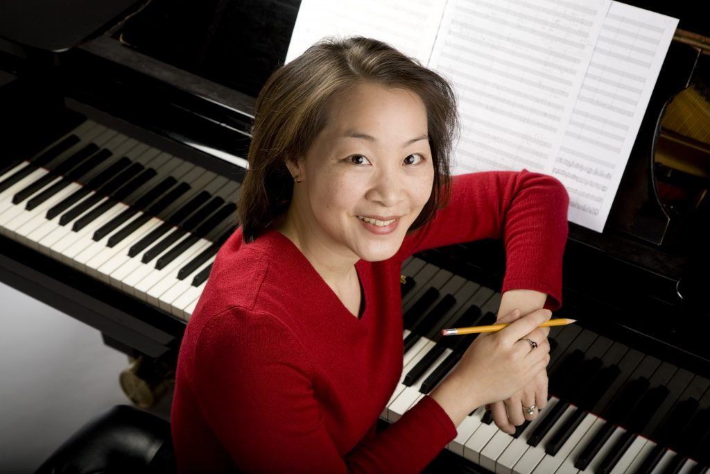 Philharmonia Northwest | Chinese/American composer Dorothy Chang | Sybaritic Singer